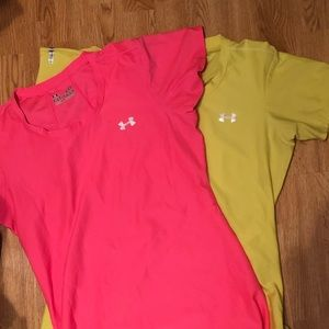 Fitted under armour shirts